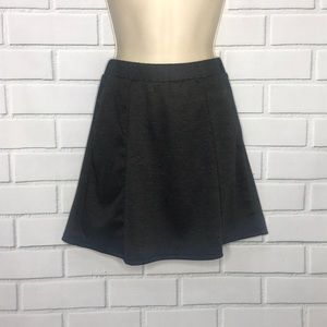 4 for $15 - NWT small gray skirt